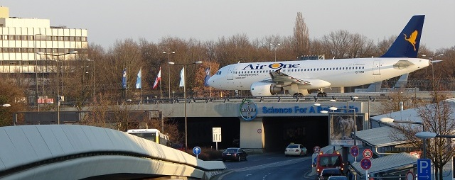 Tegel lotnisko - nasze przejazdy na lotnisko tegel w Berlinie