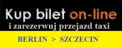 taxi Berlin Szczecin przejazdy