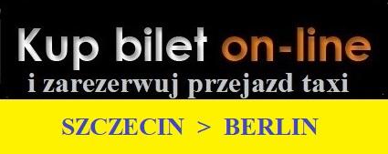 taxi Szczecin Berlin przejazdy